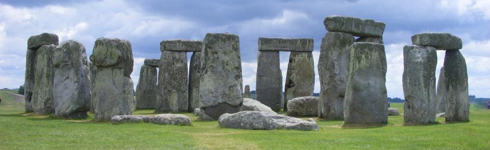 Stonehenge-Erdakupunktur