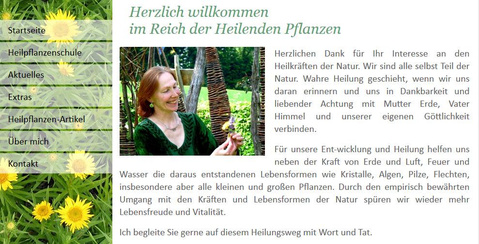 Kräuterwissen Johanna Gruber