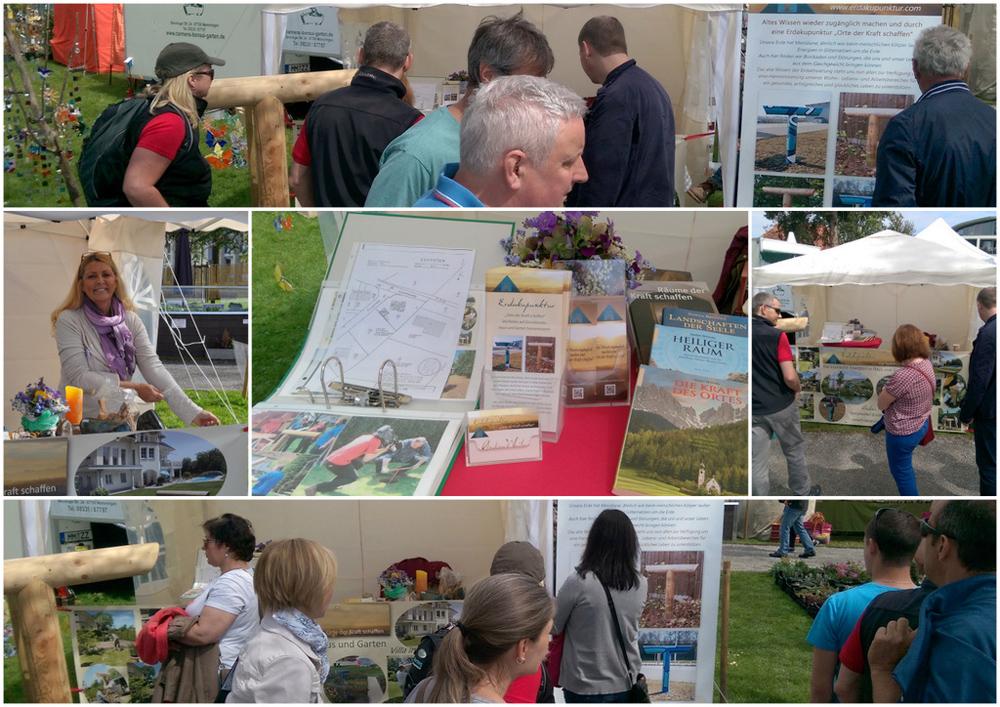 Gartentage Lindau 2015-Erdakupunktur