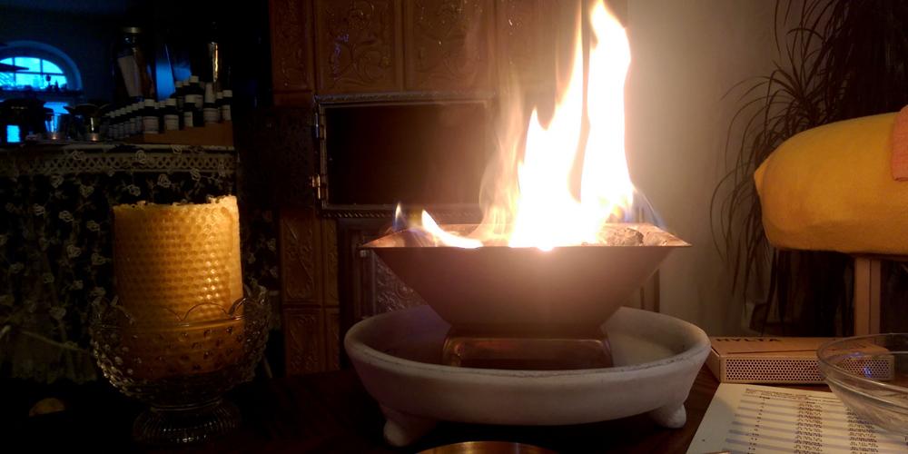 Agnihotra-Energie-Ritual