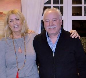 Josef Schwarzkopf und Andrea Weiler