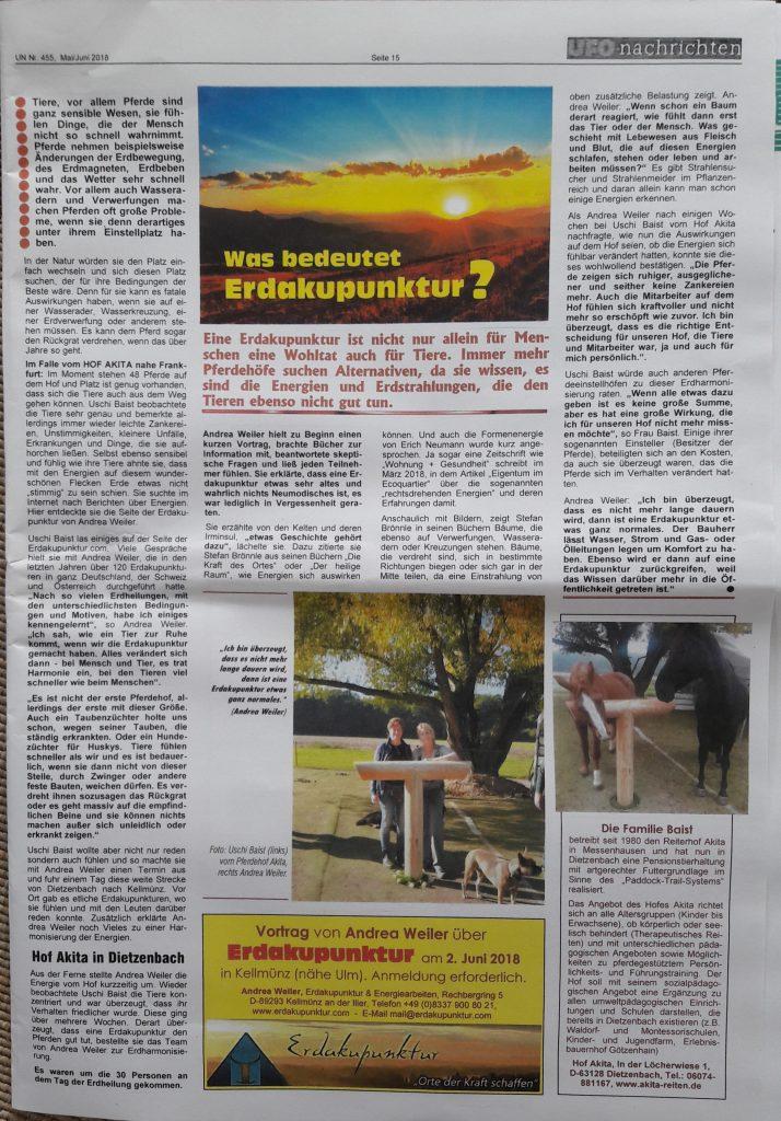 Erdakupunktur-Ufonachrichten2018