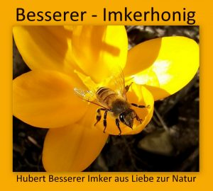 Hubert Besserer Logo- Imkerhonig 2017