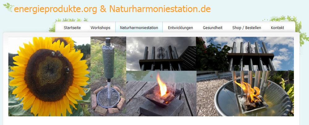 Naturharmoniestation -Urs Wirths-